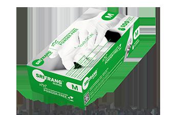 Viva Latex Powder-Free Examination Gloves